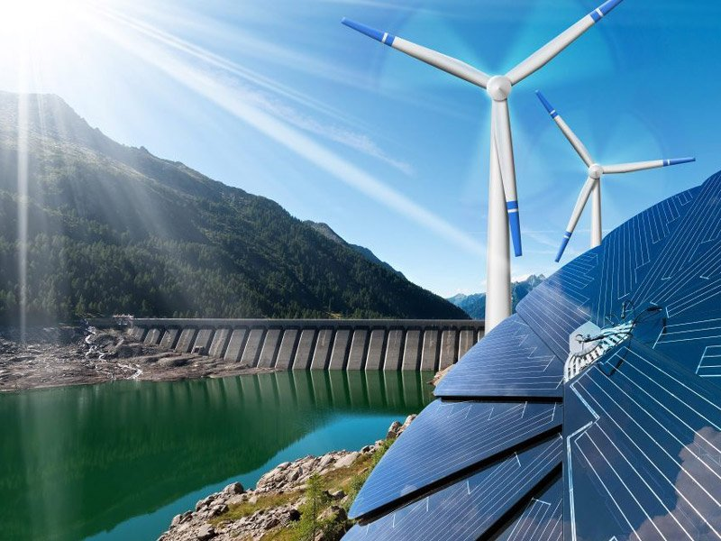 Renewable Energy Contradiction
