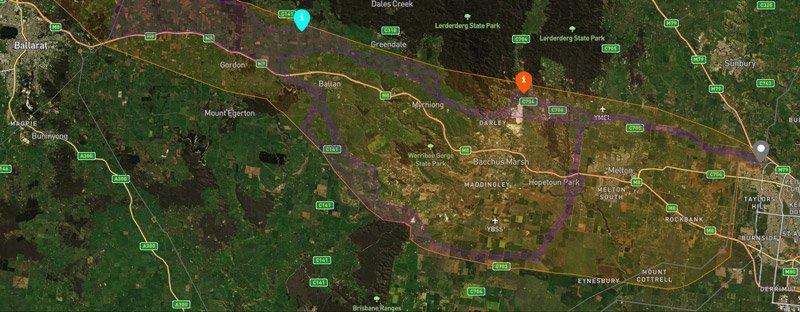AusNet announced a narrowed down corridor