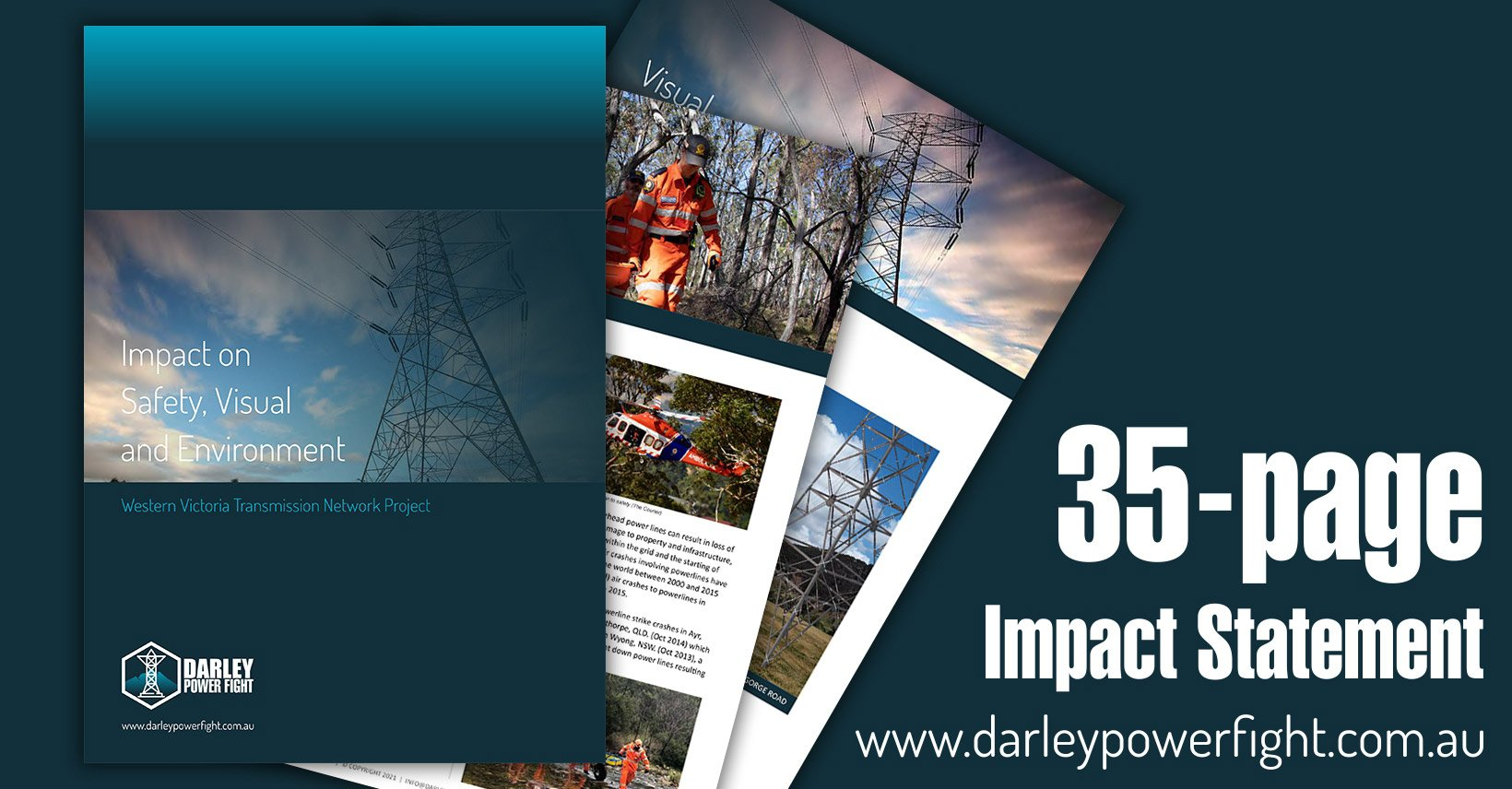 Darley Power Fight 35-page Impact Statement