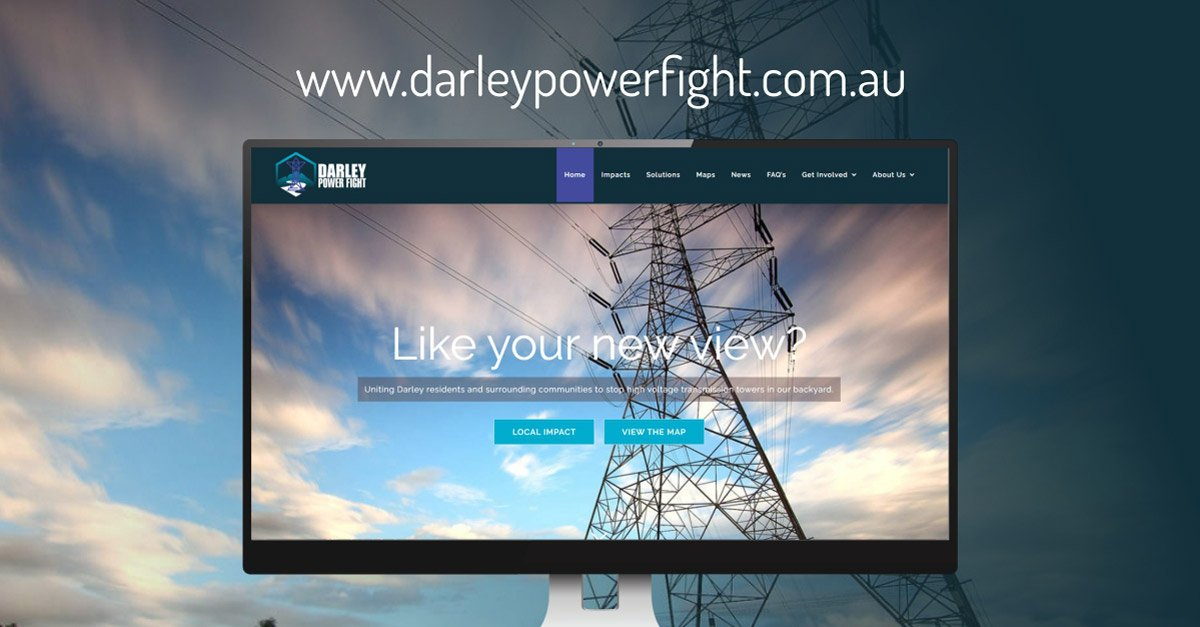 Darley Power Fight New Website