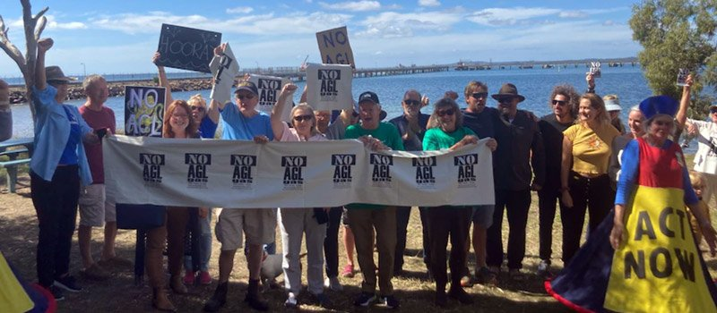 Floating Gas Terminal Proposal at Crib Point Rejected