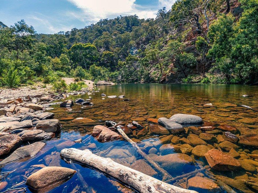 Lerderderg Heritage River