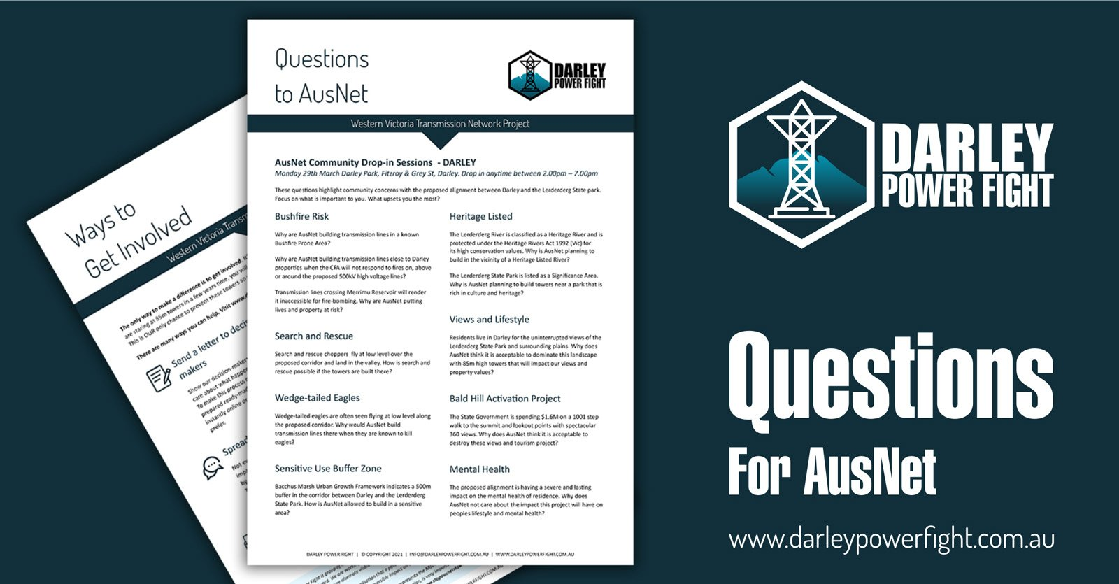 Questions for Ausnet