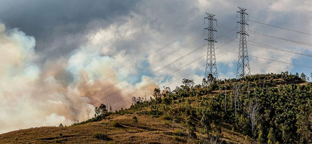 Microgrids after Bushfires