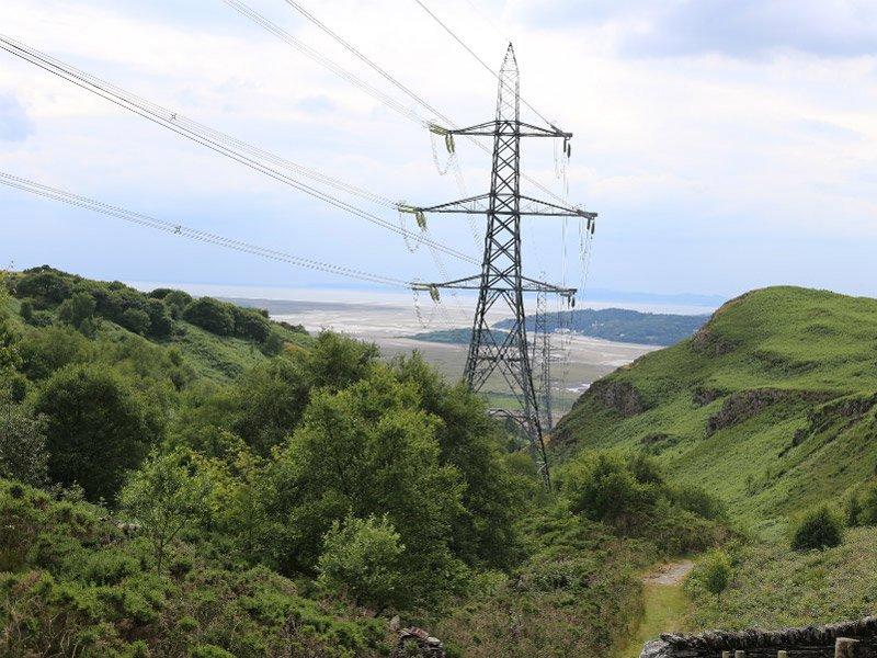 Snowdonia Transmission Lines