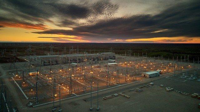 Efficient bulk power transmission