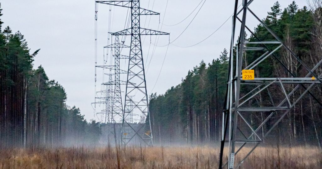 Transmission Line Easement Photo Vitamina Poleznova